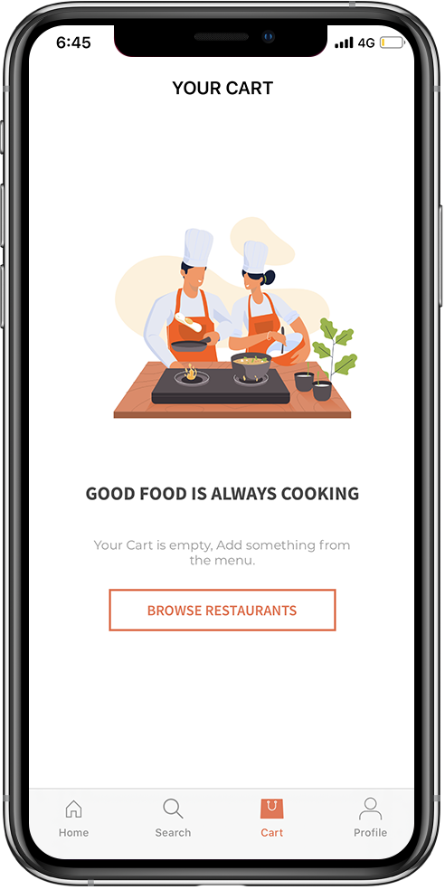 food delivery clone script